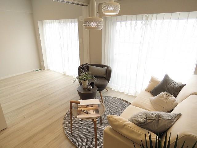 武蔵小山フラワーマンション LDK+洋室