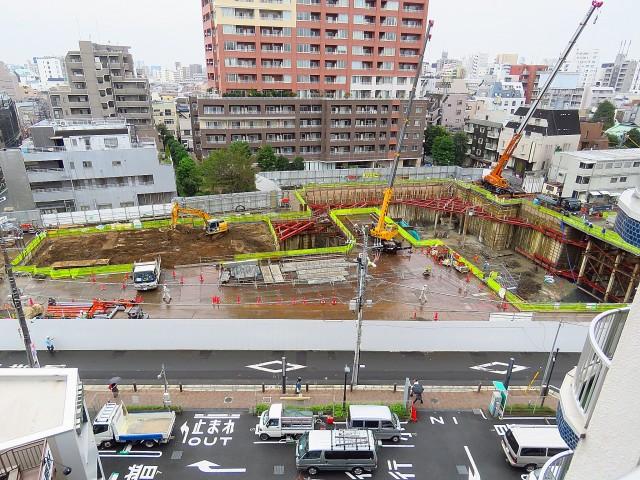 武蔵小山フラワーマンション 駅前再開発