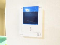 洗足ミナミプラザ TVモニター付きインターホン