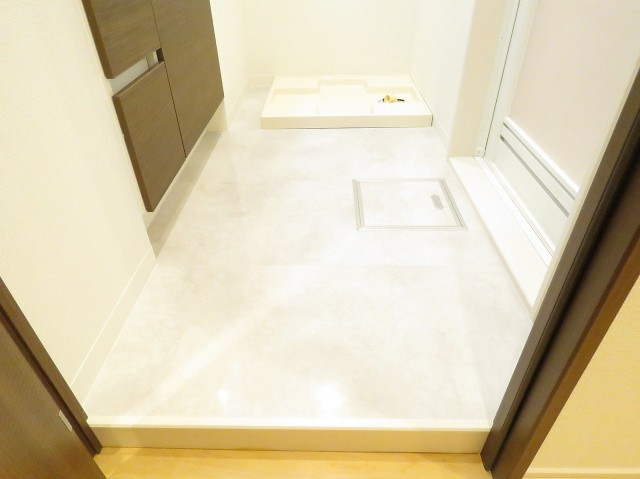 洗足ミナミプラザ 洗面室
