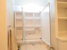 洗足ミナミプラザ 洗面化粧台