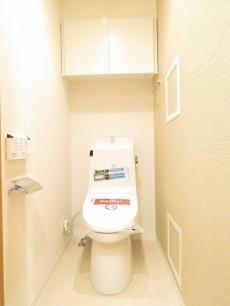 センチュリー巣鴨 ウォシュレット付きトイレ