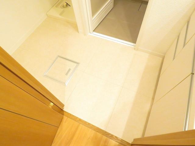 センチュリー巣鴨 洗面室