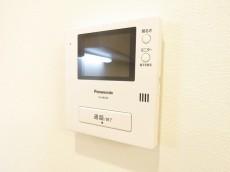 洗足ミナミプラザ TVモニター付インターホン