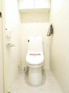 ナイスアーバン石川台 ウォシュレット付きトイレ