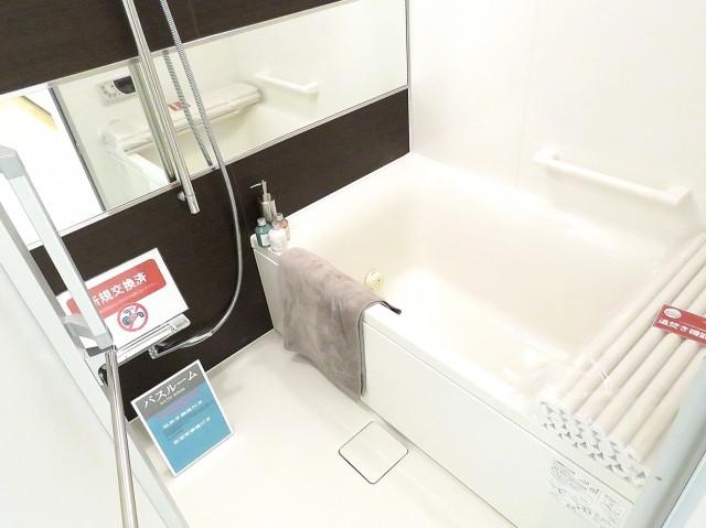 ナイスアーバン石川台 バスルーム