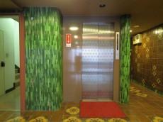 白金台桜苑マンション エレベーター
