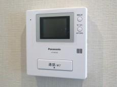 ユニーブル明大前 TVモニター付きインターホン