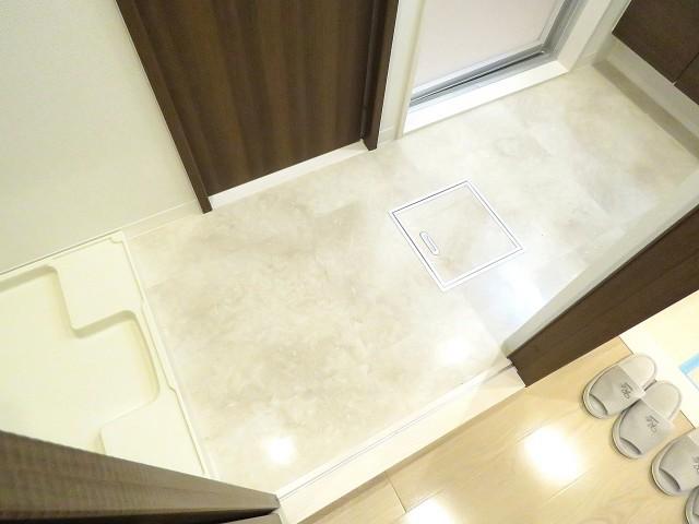 ナイスアーバン石川台 洗面室