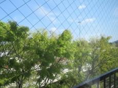 ユニーブル明大前 窓の外