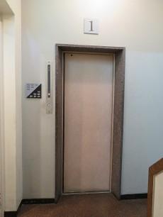ライオンズマンション等々力 エレベーター