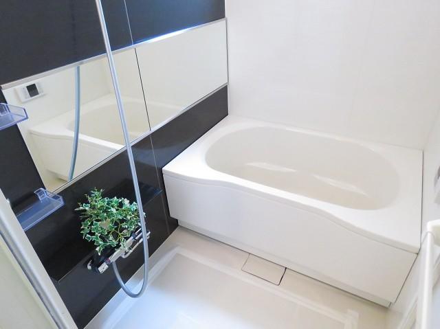 都立大コーポラス バスルーム