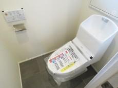 代官山コーポラス ウォシュレット付きトイレ