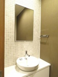ガーデンハウス トイレの手洗い場