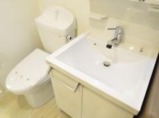 レヂオンス大山 トイレと洗面化粧台