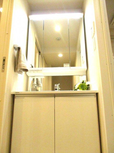 4代々木ハビテーション 洗面所
