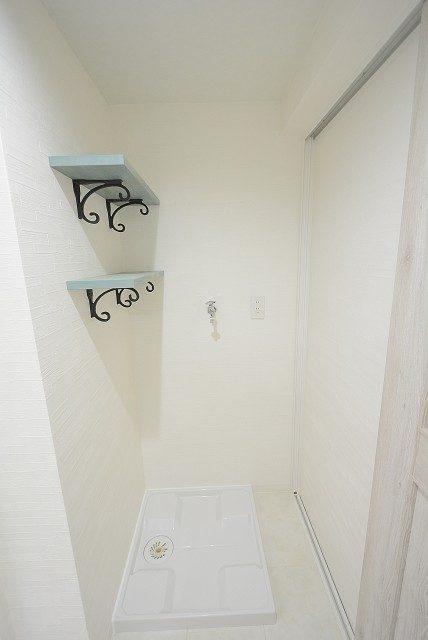 ナイスアーバン石川台 洗濯機