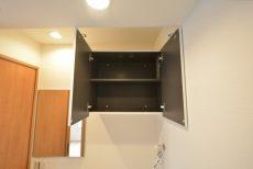 マンション五反田 洗濯機スペース