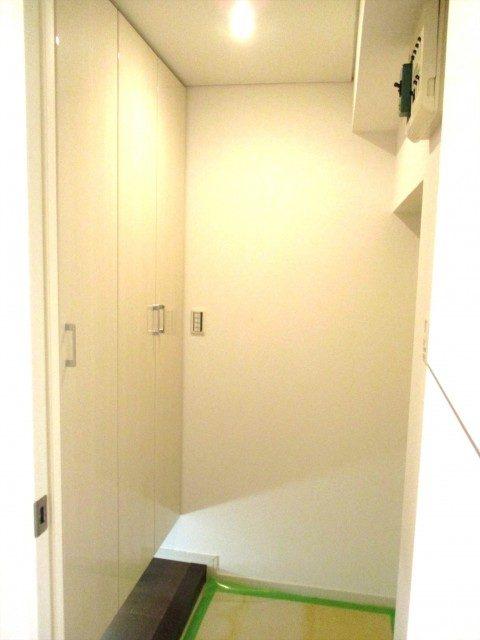 2エクセル旗の台玄関