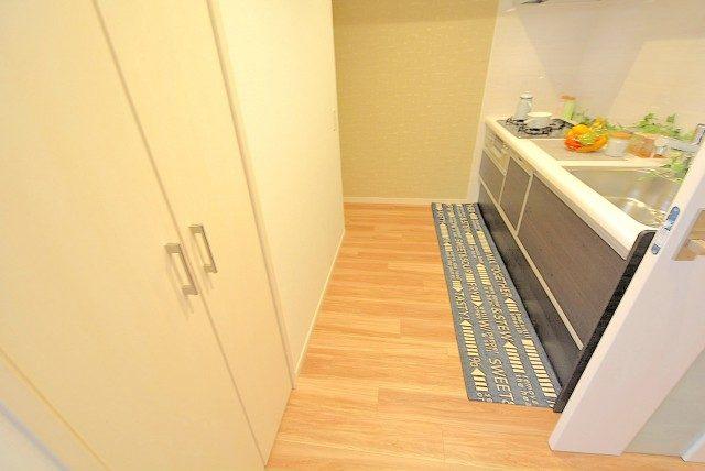 インペリアル常盤松 キッチン