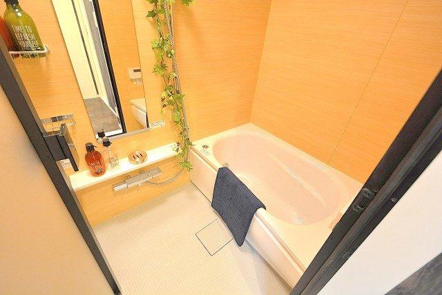 インペリアル常盤松 風呂