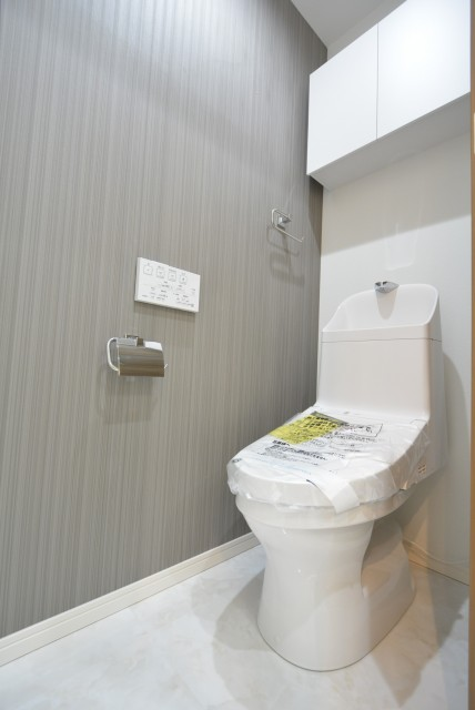 秀和第2高輪レジデンス トイレ