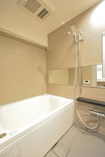 東洋代々木上原コーポ 浴室