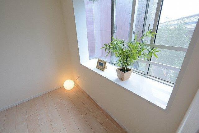 中銀桜新町マンシオン 洋室4.8帖