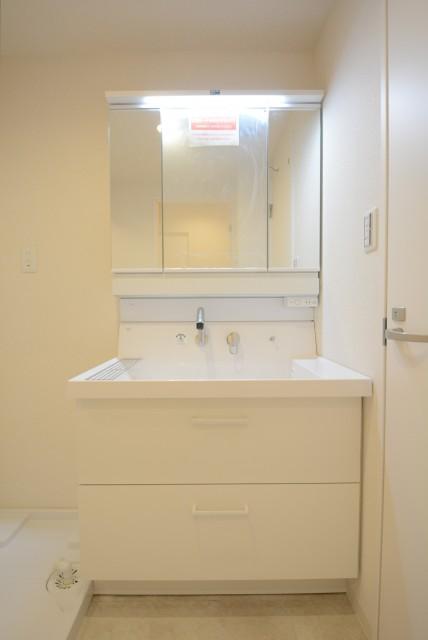 藤和大久保コープ 洗面室