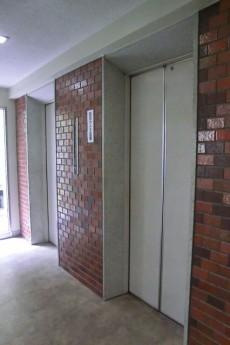 上町マンション エレベーター
