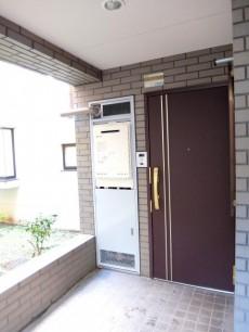 パレ・ド・エール砧 玄関扉