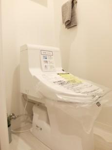 パレ・ド・エール砧 トイレ