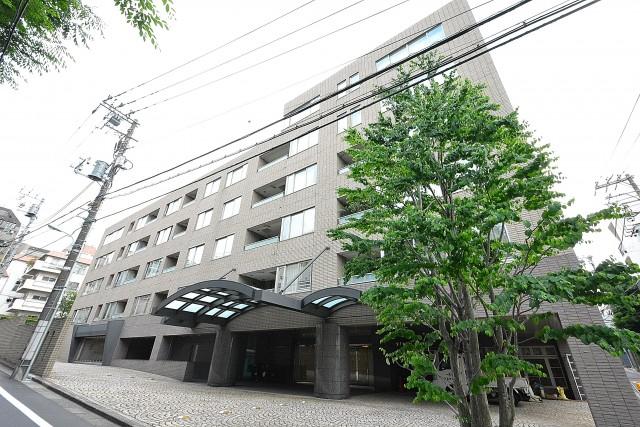松濤アパートメント_外観