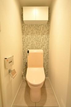 ライオンズマンション馬事公苑第2 トイレ