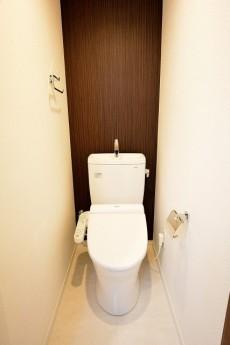 クレードル都立大_トイレ