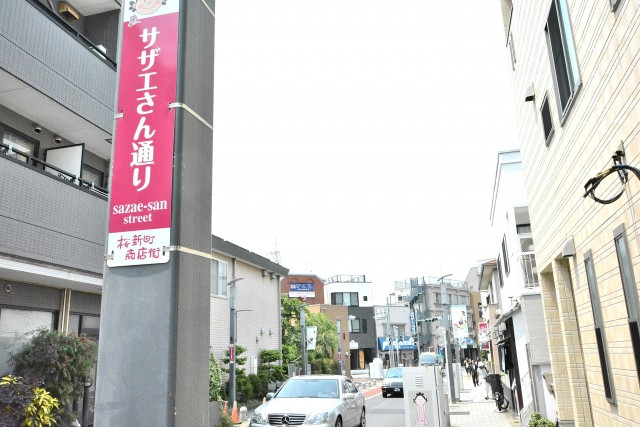 クレール桜新町 周辺