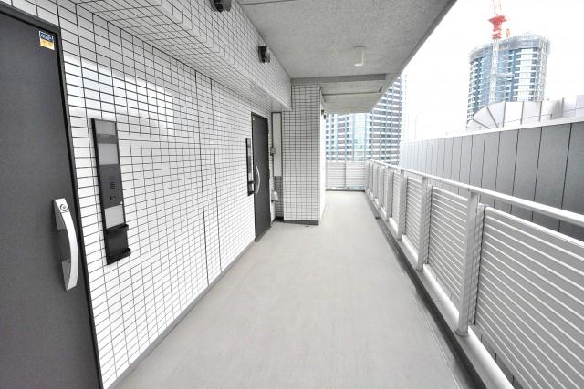 晴海テラス 17階
