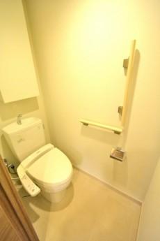 晴海テラス トイレ