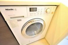 晴海テラス 洗濯機