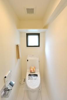 クレール太子堂 トイレ