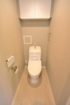 上町マンション トイレ