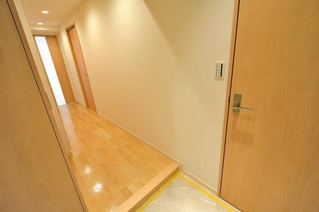 日商岩井桜新町マンション 玄関