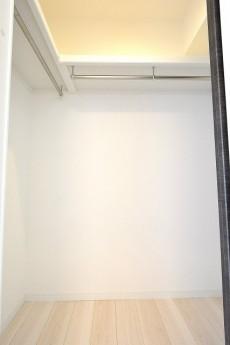 ライオンズマンション駒沢 6.3帖洋室のWIC
