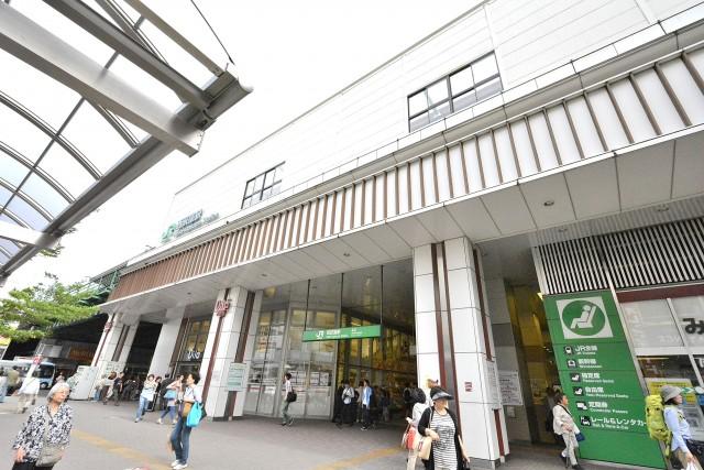 西荻窪コーポラス 駅