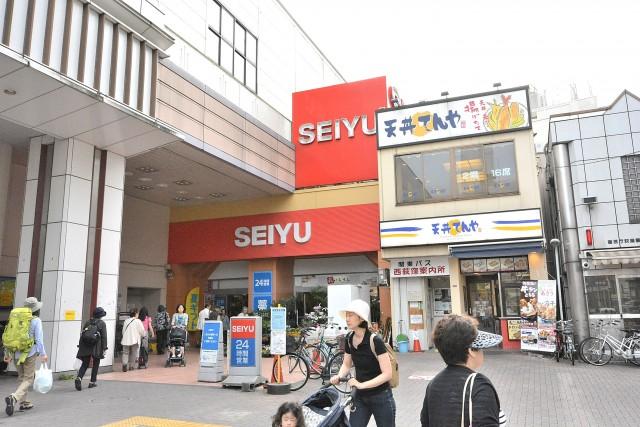 西荻窪コーポラス 駅前