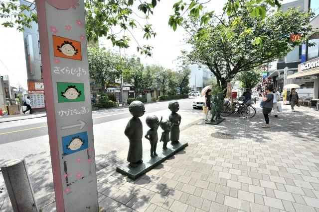 日商岩井桜新町マンション 駅