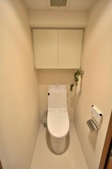 グランド・ガーラ用賀 トイレ