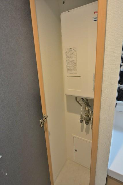 ライオンズマンション三軒茶屋 電気温水器