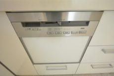 赤坂アーバンライフ103号室 食器洗浄機