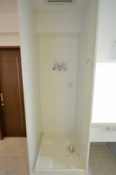 赤坂アーバンライフ103号室 洗濯機
